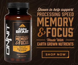 Alpha Brain Onnit Review 2018 Nutritional Fitness Onnit