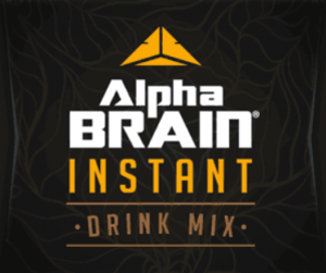 Alpha Brain Instant Drink Mix