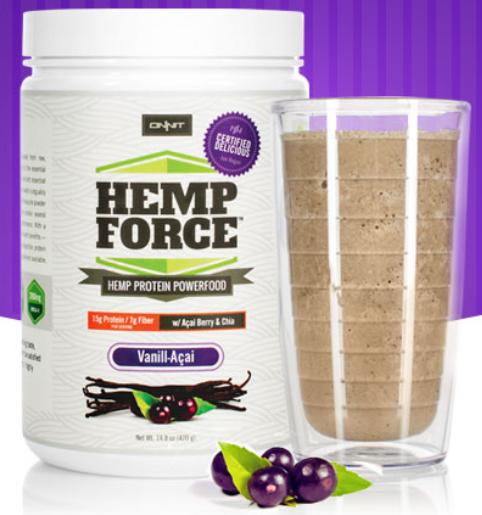 Hemp Protein Shake